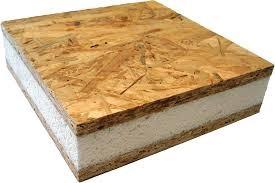 ساندویج پنل طرح چوب