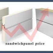 لیست قیمت ساندویچ پانل سقفی و دیواری
