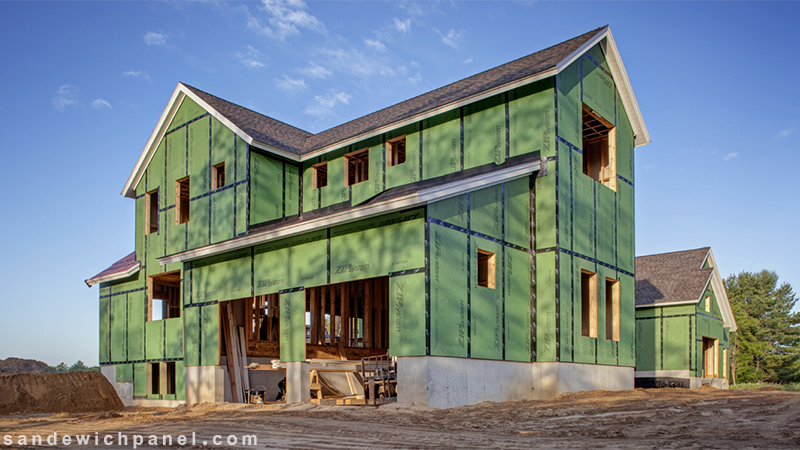 پوشش سقف زیپ پانل