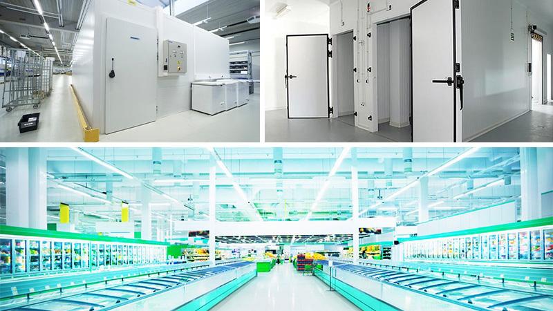 انواع سردخانه صنعتی
