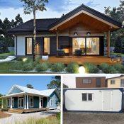 مقایسه خانه های پیش ساخته و کانکس
