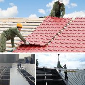 کاربرد ساندویچ پانل سقفی و دیواری در صنعت ساختمان